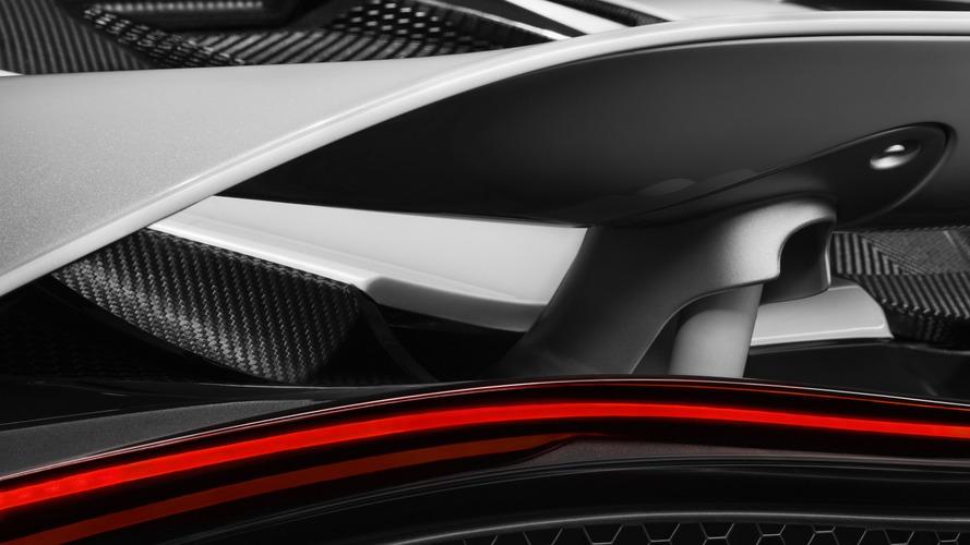 McLaren 650S'in halefi aerodinamik dokunuşlarını gösterdi