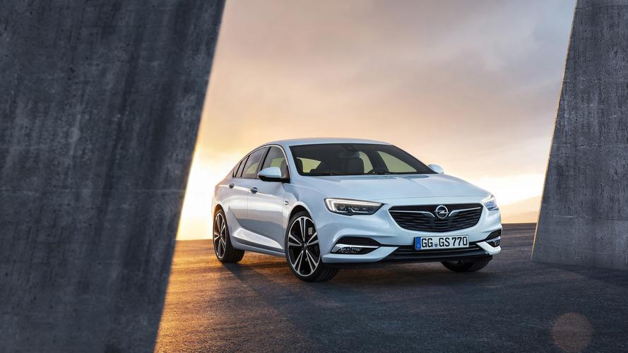 Opel a enregistré 100'000 commandes pour l'Insignia