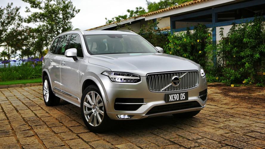 Volvo divulga nova tabela de preços com aumentos de até R$ 13 mil