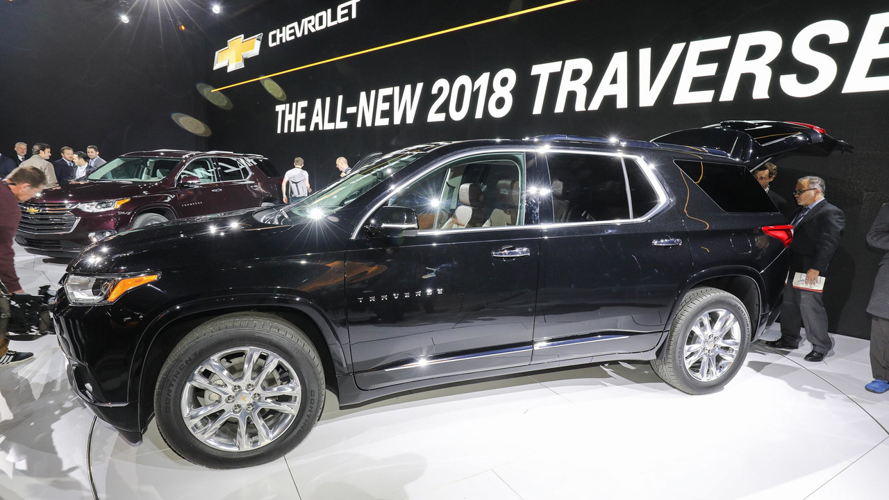 2018 chevy traverse detroit 2017 photo gallery. Black Bedroom Furniture Sets. Home Design Ideas