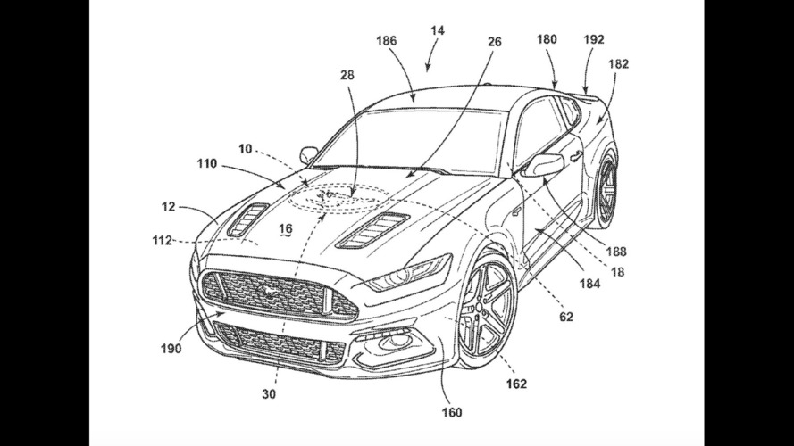 Ford gets gimmicky with patent for heat-induced graphics