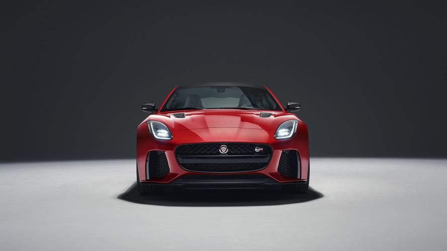 Jaguar F-Type 2018, nueva versión más potente
