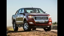 Recall: Ford convoca Ranger para reparar falha no mecanismo do banco traseiro
