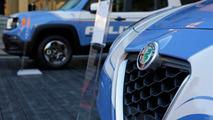 FCA Voitures de police