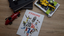 Le livre de l'année 2016 L'Equipe