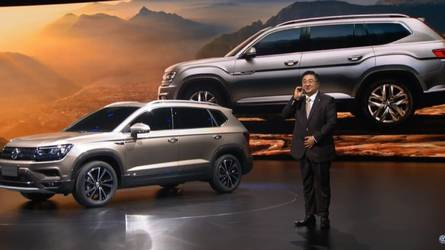 Volkswagen adianta novo SUV Tarek que será vendido no Brasil