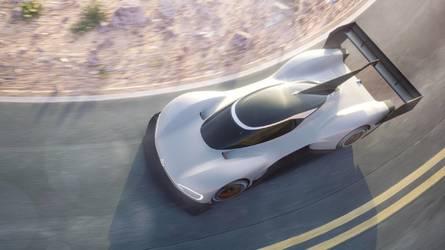 Volkswagen I.D. R, el bólido eléctrico que subirá Pikes Peak