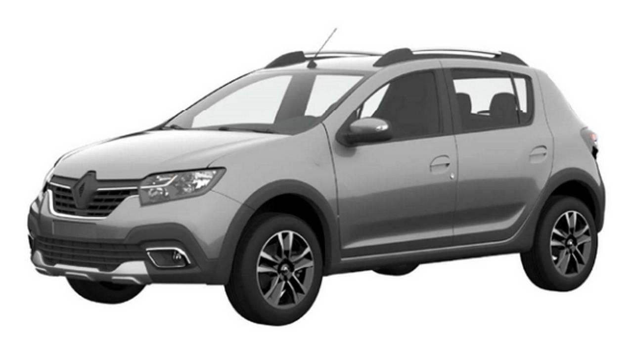 Renault Stepway 2018 - INPI