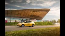 Nissan, una Leaf dorata sul podio di Rio 2016