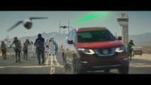 Nissan, la X-Trail partecipa alle Guerre Stellari [VIDEO]
