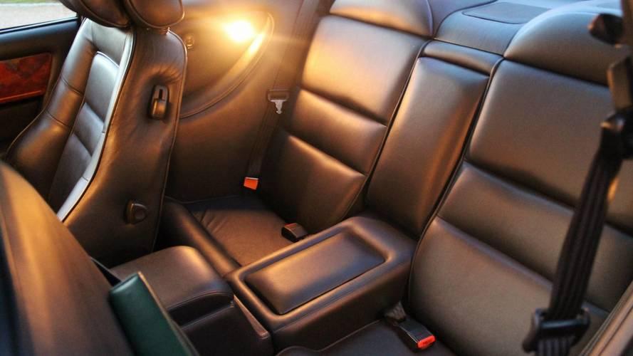 1997 Aston Martin V8 Vantage V550