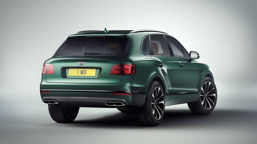 2018 Bentley Bentayga by Mulliner