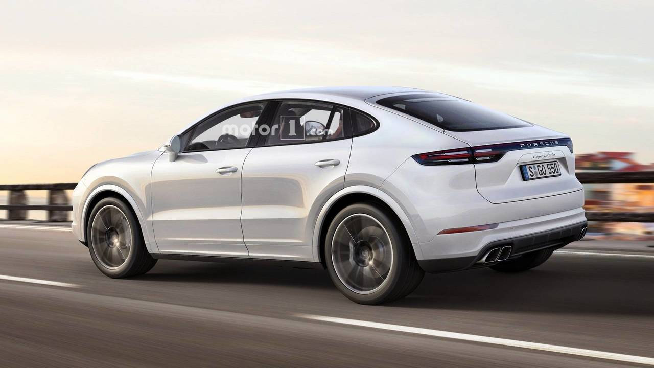 Gle Coupe 2019 >> What If Porsche Made A Cayenne Coupe?