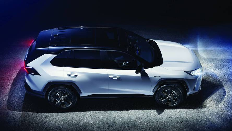 All-new Toyota RAV4 unveiled