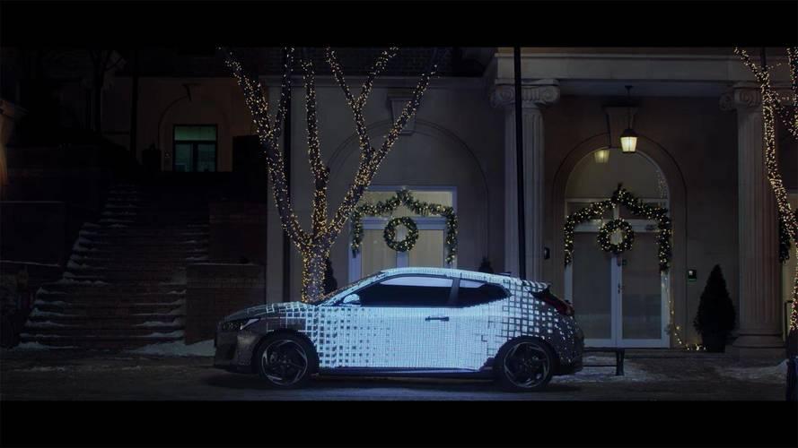 İkinci Jenerasyon Hyundai Veloster Teaser Videosu