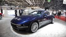 Touring Superleggera Sciadipersia at the 2018 Geneva Motor Show
