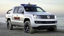 2008 Volkswagen Pick Up Concept
