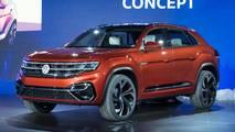 Volkswagen Atlas Cross Sport Concept: New York
