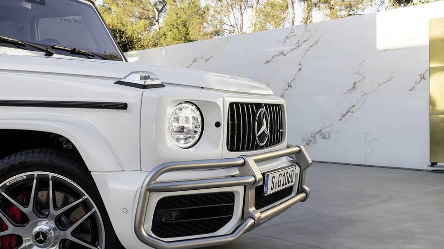 Vers un Mercedes-AMG G 73 de près de 800 ch ?