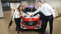 Peugeot Team Spain ERC  2018