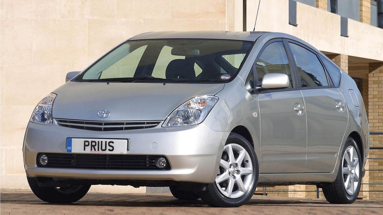 2005: Toyota Prius