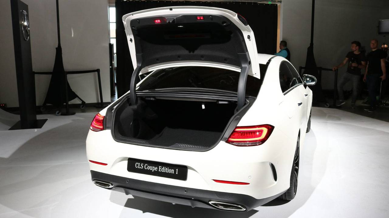 2019 mercedes benz cls450 edition 1 photo. Black Bedroom Furniture Sets. Home Design Ideas