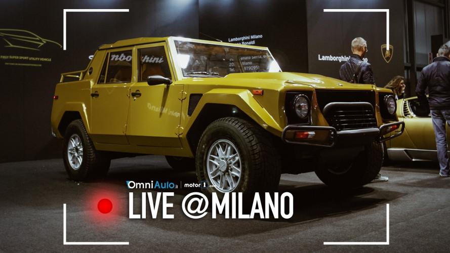 Dalla Miura alla LM002, tutte le anime di Lamborghini
