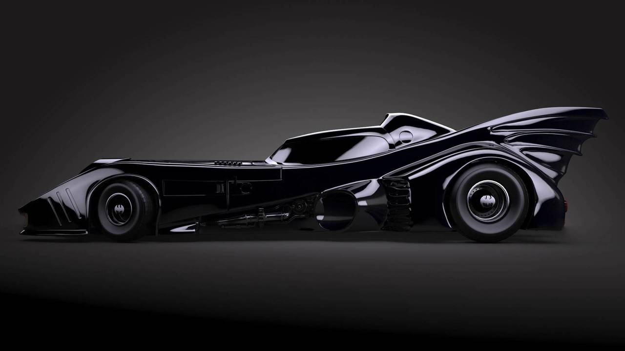 Batmobile - Batman