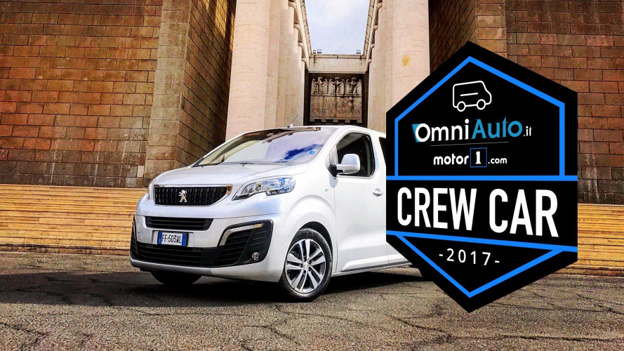 Vi presentiamo la nostra Crew Car [VIDEO]