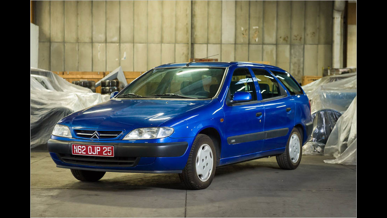 1998 Citroën Xsara Break 1.5 D