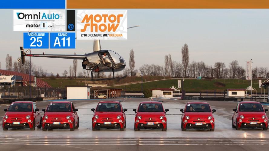 Motor Show, torna l'Aci Rally Talent
