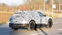 Audi E-Tron Spy Photo