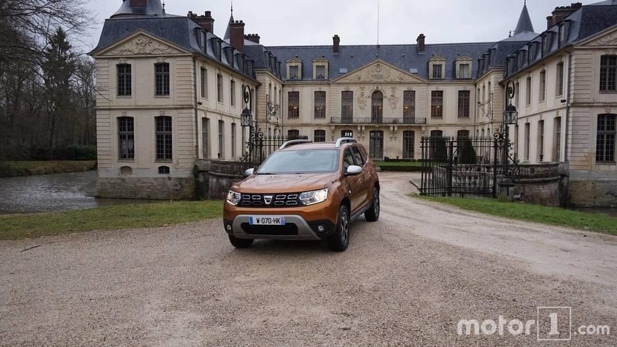 Avaliação Dacia Duster 2018