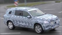2019 Mercedes-Benz GLS Class Spy Photo