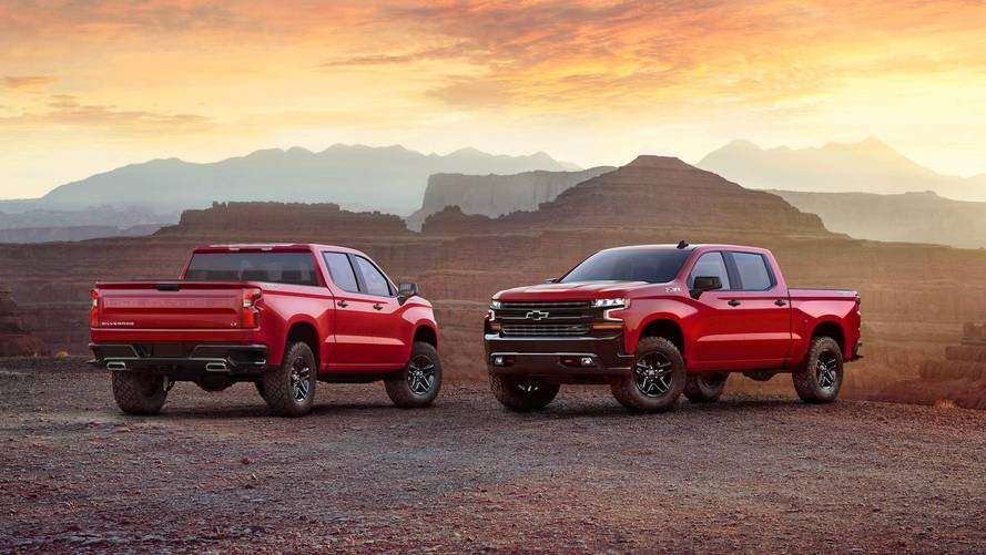 2019 Chevrolet Silverado Debuts In Rugged Trailboss Trim