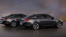 Opel/Vauxhall Insignia Hatchback Joins Sedan in London Debut
