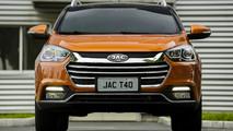 JAC T40 2018 - Lançamento