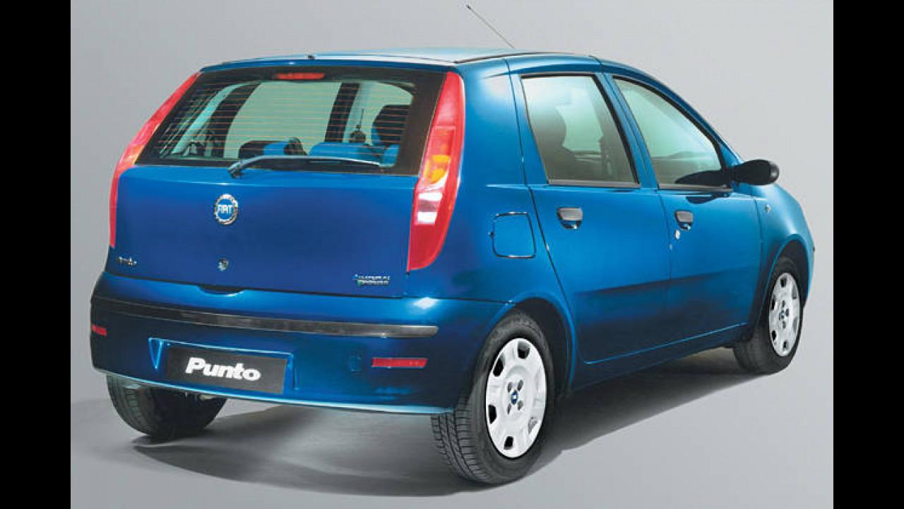Fiat Punto Start 1.2 8V Natural Power Emotion