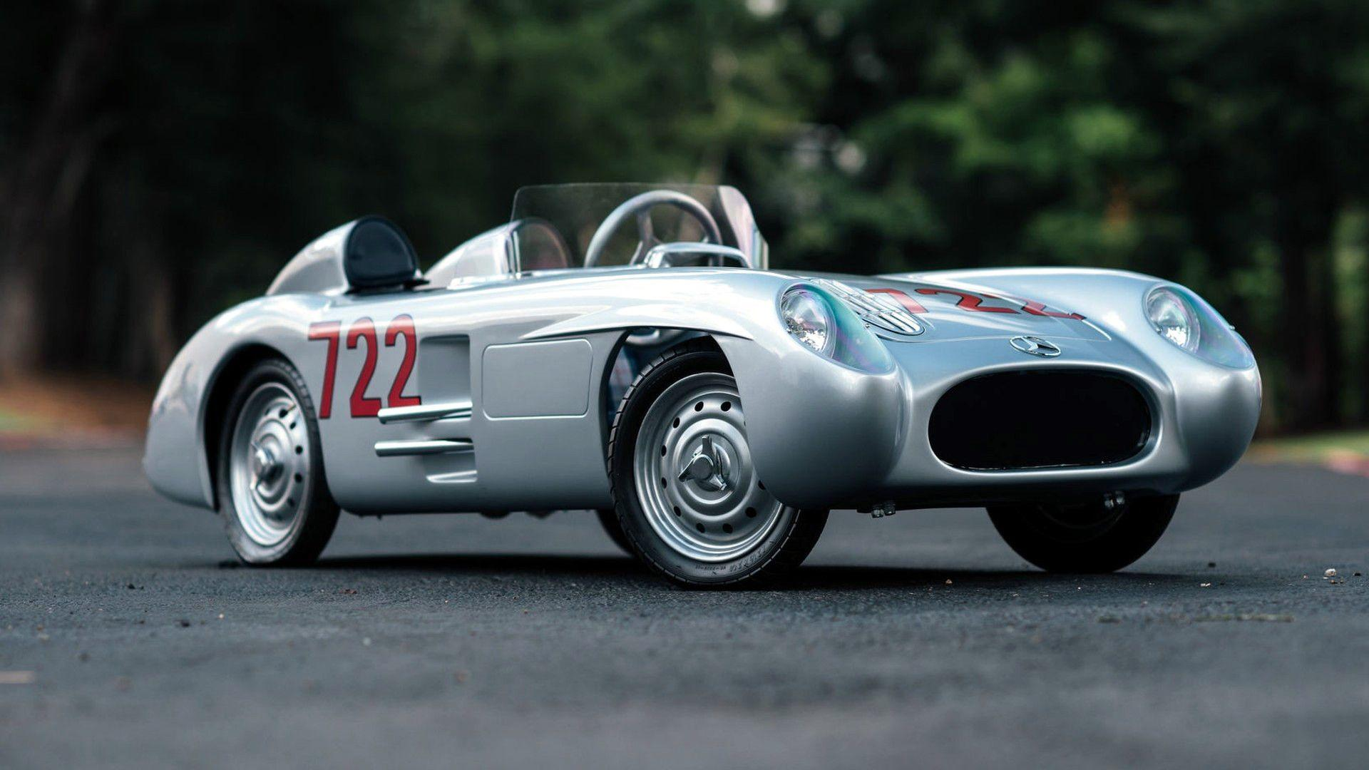Spoil Your Kid With These Go-Kart Replicas Of Classic Cars [UPDATE]