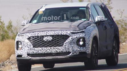 Le futur Hyundai Santa Fe serait présenté en février 2018