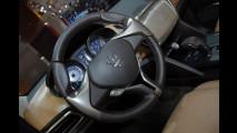 Maserati Kubang, ecco l'abitacolo