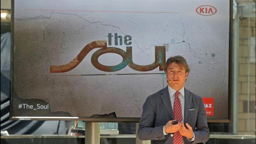 Arriva The Soul, il reality show di Kia
