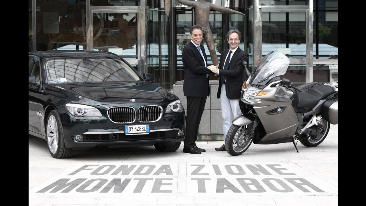 BMW Research Unit e la ricerca