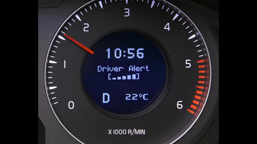 Lane Departure Warning by Volvo