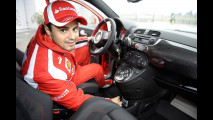 Abarth 695 Tributo Ferrari per Telethon