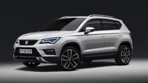 Seat Ateca officially unveiled, goes on sale this spring