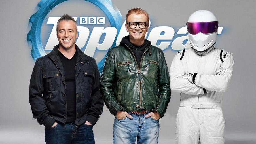 Matt LeBlanc joins revamped Top Gear as co-host
