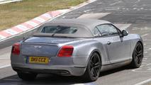 2012 Bentley Continental GTC facelift 19.05.2011
