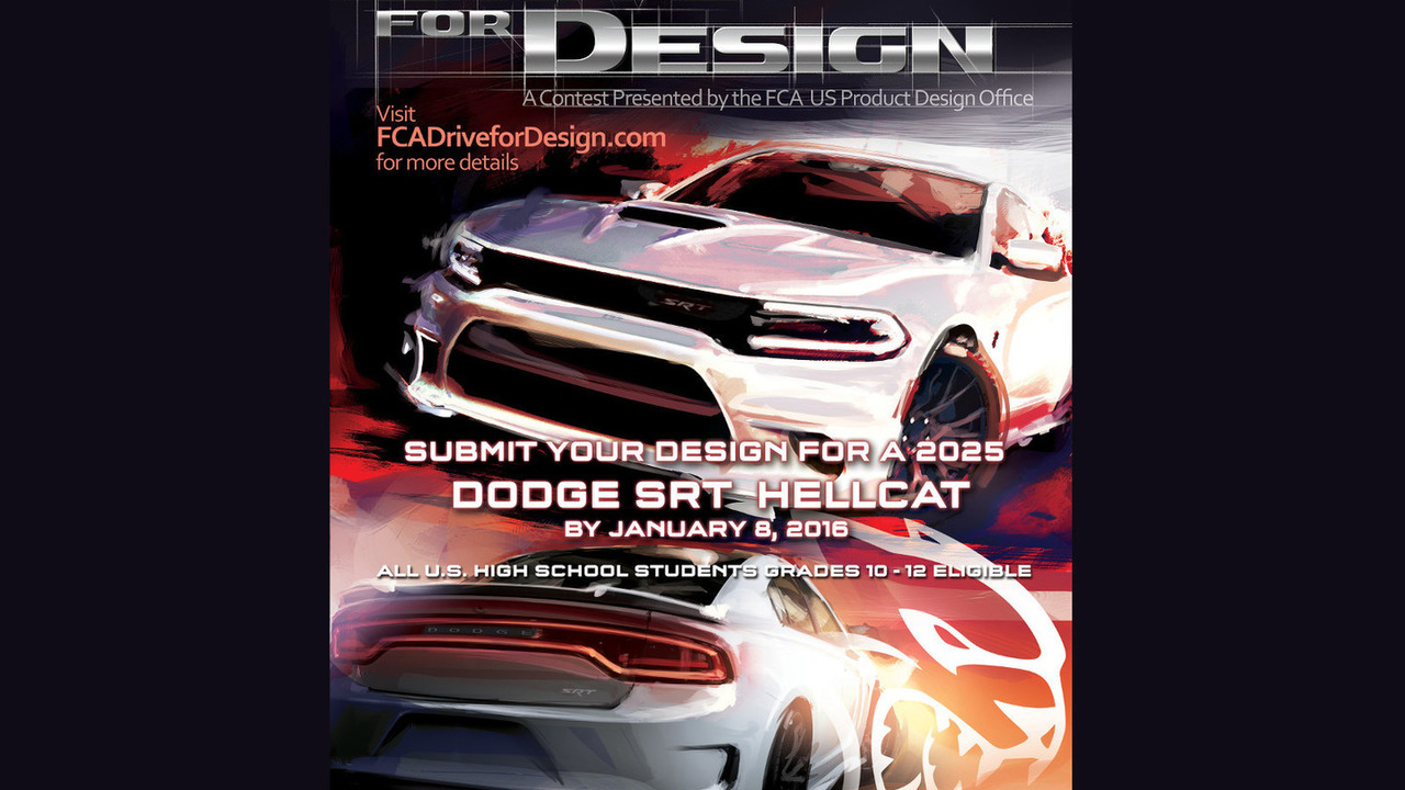 FCA Drive For Design contest