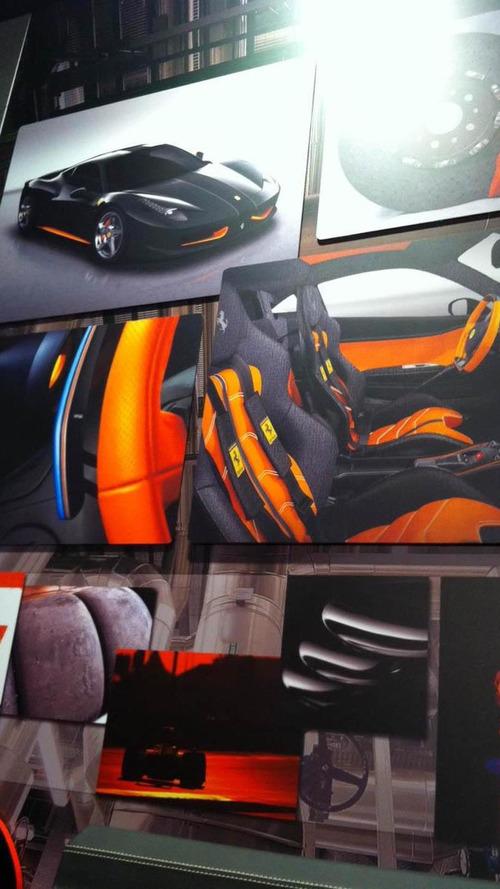 Ferrari reveals new customization program at private event